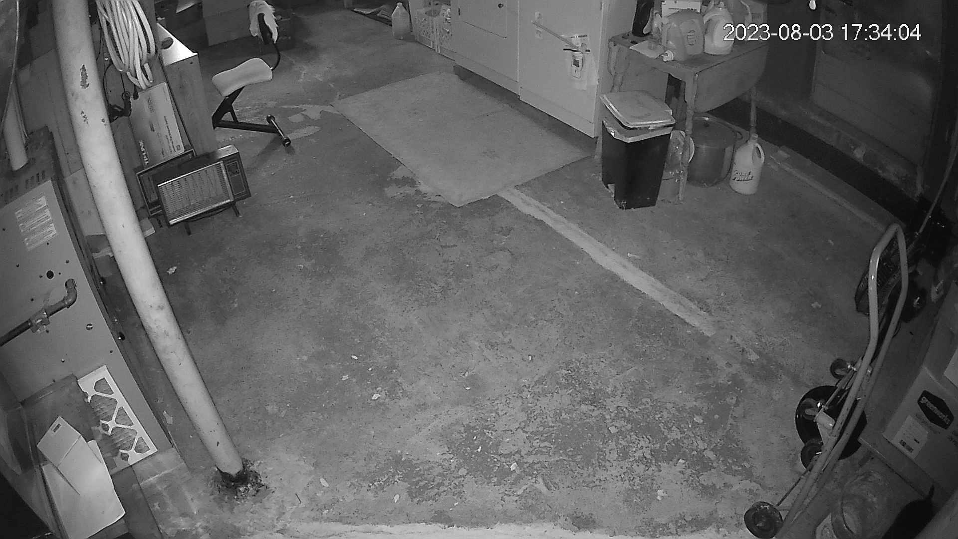 cellar 74 IR snapshot
